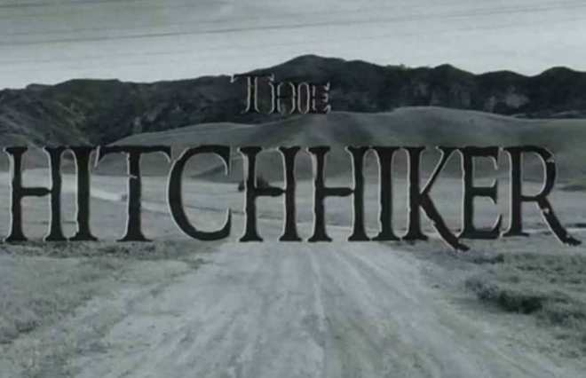 """THe Hitchhiker"", 2014, scenariusz: David Gallic, reżyseria: Alexander Harrison Jacobs"