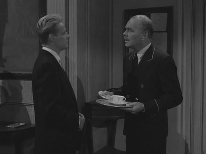 """""""What is the date, William? April 14, 1961, right? Well, good night, William."""""""