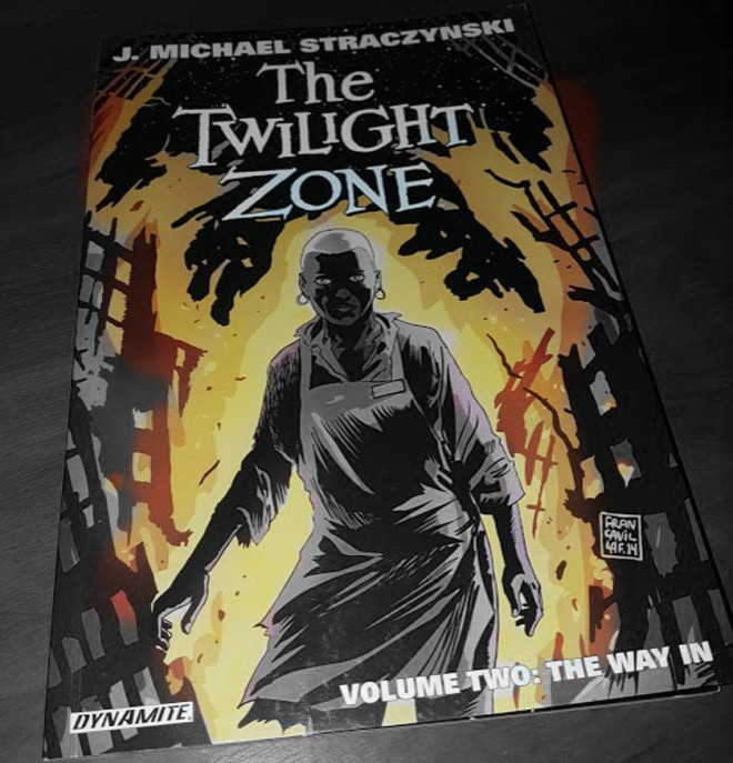 "J. Michael Straczynski ""The Twilight Zone"" Volume Two – ""The Way In"""