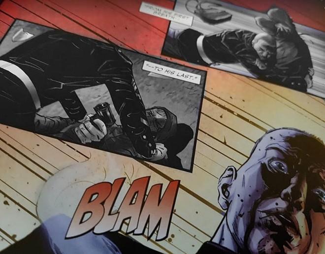 Czy śmierć Johna Blacka można powstrzymać? Czy konsekwencje zmiany biegu wydarzeń nie okażą się gorsze niż śmierć człowieka bez skazy i zmazy, jakim jest John Black?