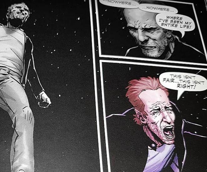 """Roy Chambers nie jest pierwszym i jedynym bohaterem """"Strefy Mroku"""", który nie chce się pogodzić z okrutnym losem."""