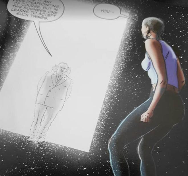 Diana Westby bezpowrotnie przekroczyła próg Strefy Mroku, by raz po raz stawiać czoła czającym się w niej koszmarom.