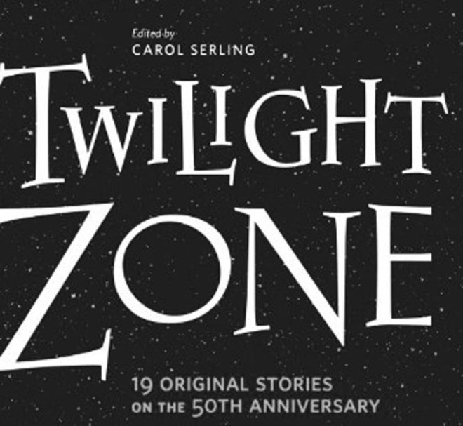 """TWILIGHT ZONE 19 - ORIGINAL STORIES ON THE 50TH ANNIVERSARY"""