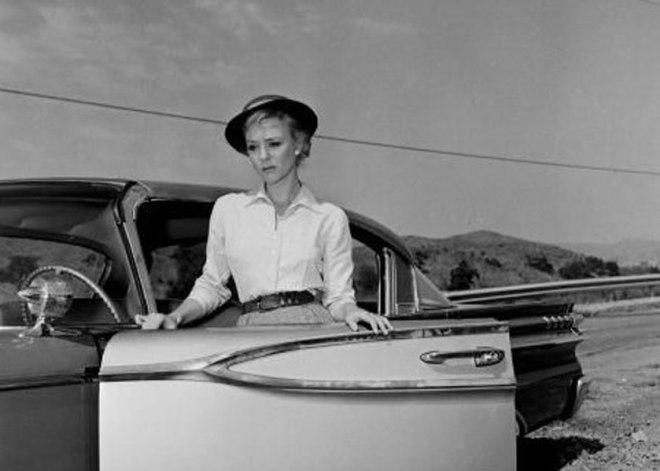 Inger Stevens 1934 - 1970