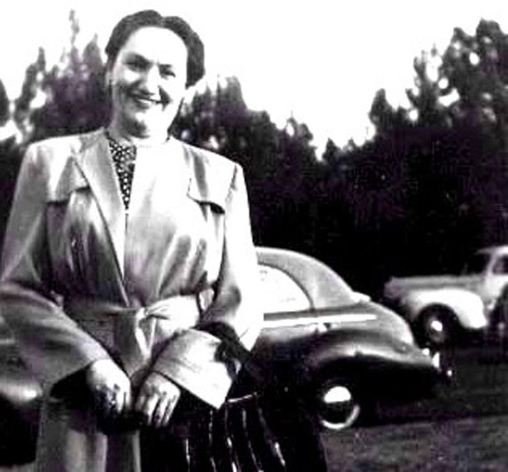 Esther L. Cooper Serling (1893 - 1958)