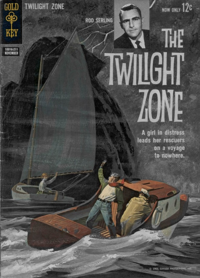 The Twilight Zone, Zeszyt #1 (Listopad, 1962)