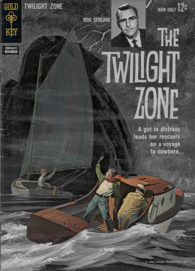 The Twilight Zone, Zeszyt #1 (Listopad, 1962)