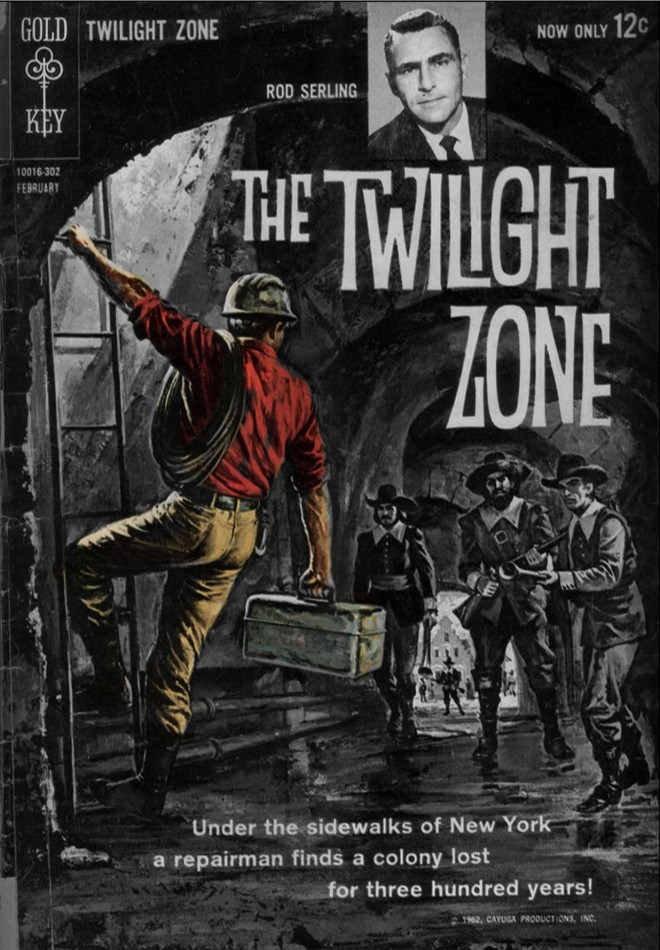 THE TWILIGHT ZONE, ZESZYT 2 (02/1963)