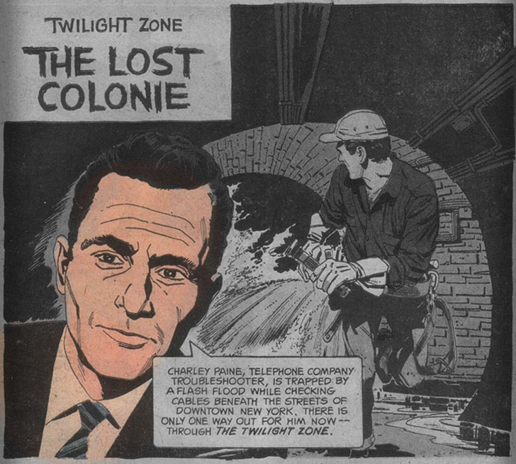 """""""The Lost Colonie"""""""