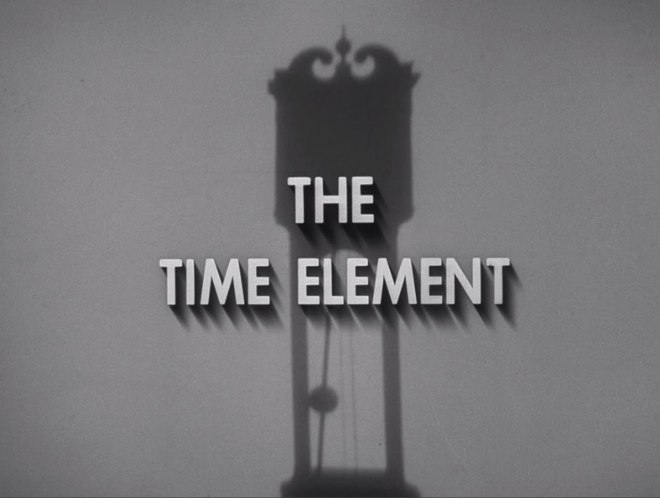 Ludzie ze Strefy Mroku: Rod Serling (VII) - The Time Element