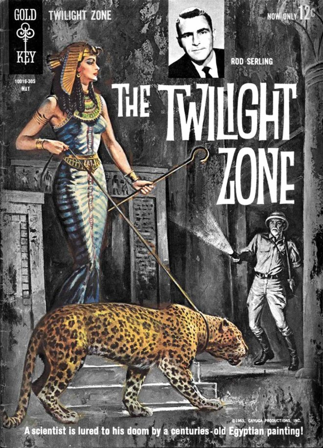 Komiks: The Twilight Zone, Zeszyt 3 (05/1963)