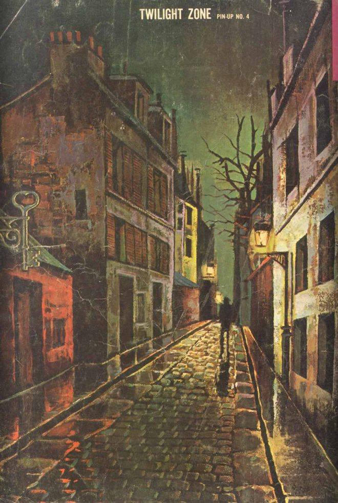 THE TWILIGHT ZONE, ZESZYT 4 (08/1963)