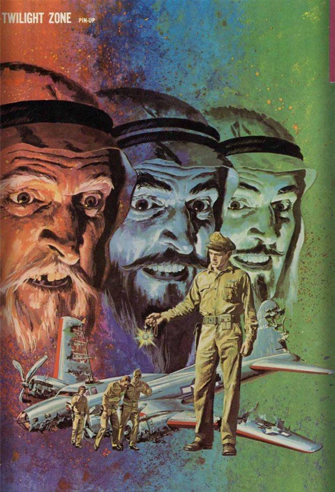 Komiks: The Twilight Zone, Zeszyt 6 (02/1964)