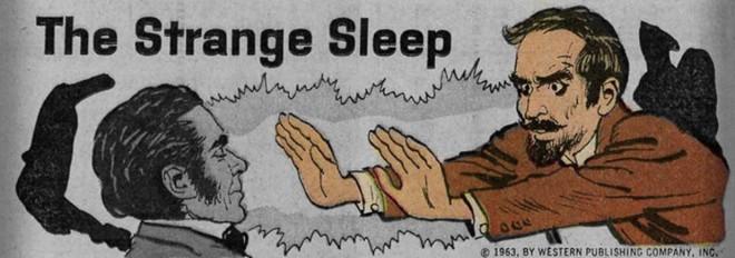 """The Strange Sleep"""