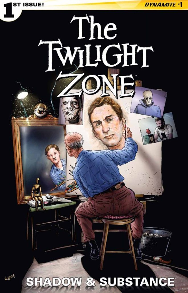 The Twilight Zone: Shadow and Substance #1: Stumbling Distance