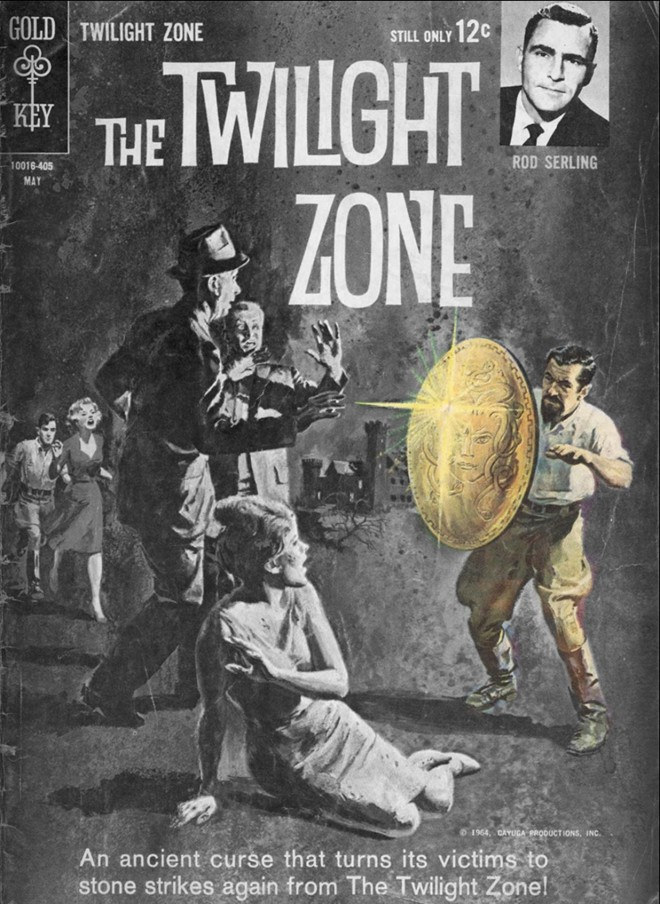 Komiks: The Twilight Zone, Zeszyt 7 (05/1964)